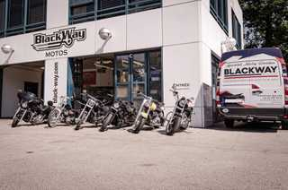 Atelier Black Way Motorcycles - Harley Davidson